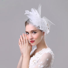 Bridal Elegant Veil Hair Accessories-RM49.21