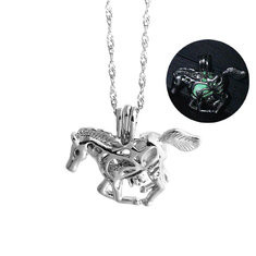 Fashion Noctilucent Pendant Necklace-RM32.56