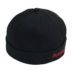 Men Women Vintage Brimless Cap-RM41.99