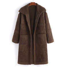 Mid Long Coat Jacket For Men-RM 201.22