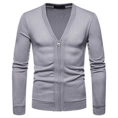 Mens Brief Breathable Slim Coat-US$24.84