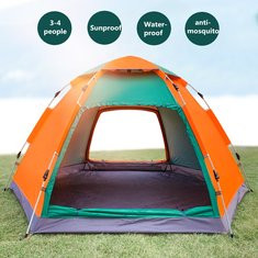 3-5 Person Waterproof Tent-US$84.15