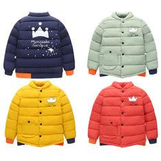 Girls Boys Printed Jacket For 4Y-13Y-US$141.40