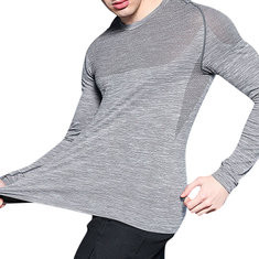 Super Elastic Breathable Casual Skinny Tops