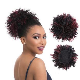 Synthetic Curly Hair Bun -US$21.99
