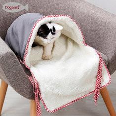 Cat Rustling Sack House Indoor Playing Sleeping Bag-US$20.55