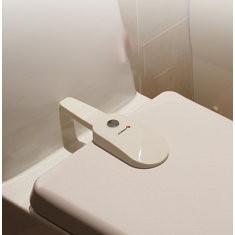 Honana BL-979 Bathroom Toilet Lock Baby Safety Security Infant Cabinet Lock Cabinet Locks & Straps Toilet Child Lock Protection-US$8.27