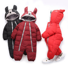Cute Dog Shape Toddler Jumpsuit For 1-5Y