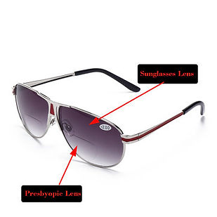 Men Women Reading Glasses And Polarized Dual-Use Sunglasses Double-functioned Fashion Glasses -RM39.93