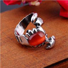Funny Scorpion Finger Rings-RM34.28