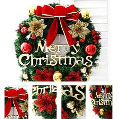 Christmas Door Decoration-US$14.00