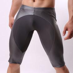 Men Fitness Tight Sport Shorts-US$17.76