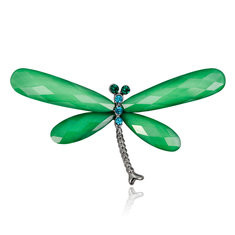 Colorful Dragonfly Brooch-US$9.89