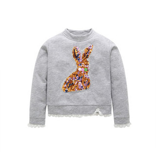 Colorful Rabbit Girls Tops For 6Y-15Y -US$18.99