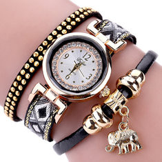 Fashion Leather Wristwatch-RM72.59