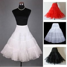 Bridal Bouffant Underskirt Petticoat Slip Crinoline Wedding TUTU Dress-RM54.90
