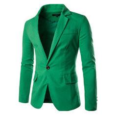 Soft Business Slim Fit BlazersUS$35.43