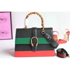 Gucci Dionysus Leather Top Handle Bag RM1,288.00