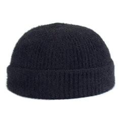 Vogue Wool Knit Brimless Cap-RM44.43