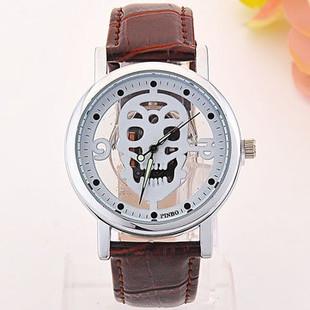 Trendy Skull Quartz Watch -RM64.49