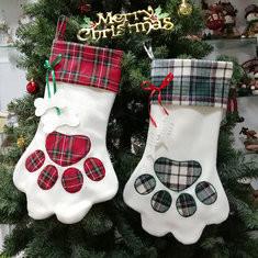 Christmas Sock Gift Bag-US$10.50
