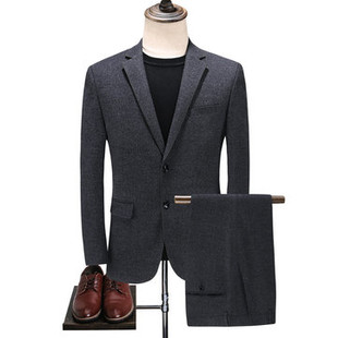 Gentleman Casual Business Slim Blazer -US$105.03