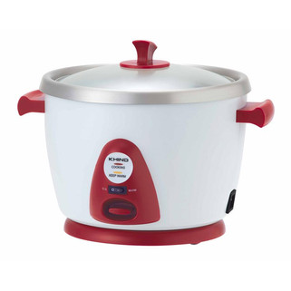 Khind Anshin Rice Cooker RC118M -FREE STEAM TRAY-RM218.00