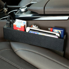 Adjustable Car Seat Crevice Gap Organizer-US$14.75