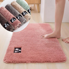 "40x60cm/15.75x23.62"" Flannel Floor Mat-RM55.11"