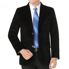 Men Leisure Suit Coats-US$55.99