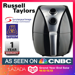 Russell Taylors Air Fryer AF-24 Large 3.8L  RM189.99