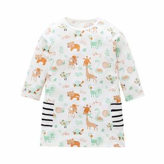 Cute Animal Girls Casual Dress For 2Y-9Y -US$15.99