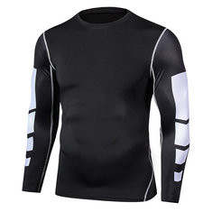 Fleece Lining Warm Sport Casual Tops