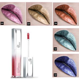 Starry Glitter Lip Gloss -US$7.59