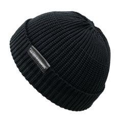 Vogue Vintage Wool Knit Brimless Cap-RM52.97