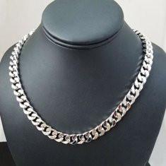 Statement Men's Chain Necklace -RM62.60