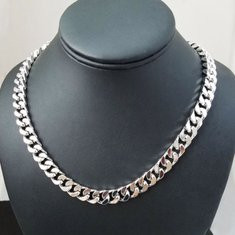 Statement Men's Chain Necklace -RM62.60