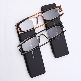 Unisex Rotatable Reading Glasses -US$18.89