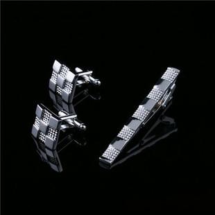 Exquisite Cufflinks Tie Clips -US$10.60