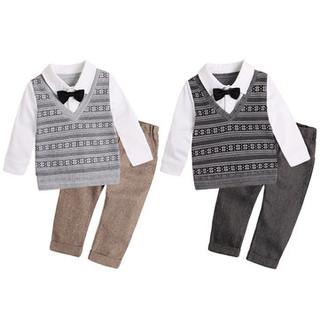 Boys Long Sleeve Formal Clothing-US$33.99