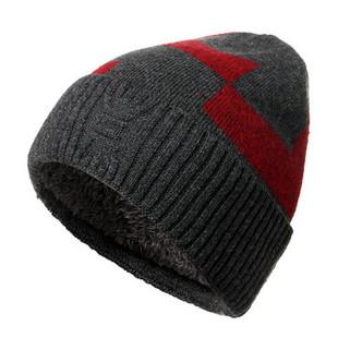 Vintage Plus Velvet Knit Hat -US$12.50