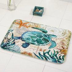 40x60cm Bathroom Anti-slip Doormat -US$11.80