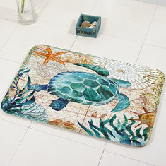 40x60cm Bathroom Anti-slip Doormat -US$11.80