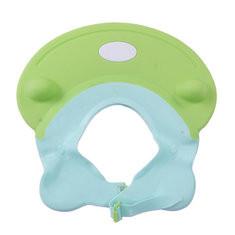 Vvcare BC-AR03 Adjustable Baby Shower Cap Soft Bath Shampoo Visor Hat  Bathing Hair Washing Protector for Baby Kids-US$6.38