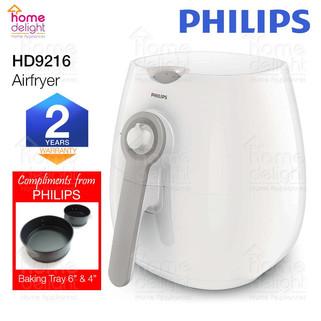 Philips HD9216 /81 Air Fryer (800g) RM449.00
