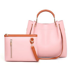 2 PCS Women PU Leather Handbag -RM114.16