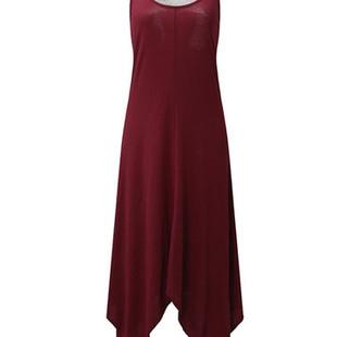 Asymmetrical Maxi Lace Dresses -US$6.99