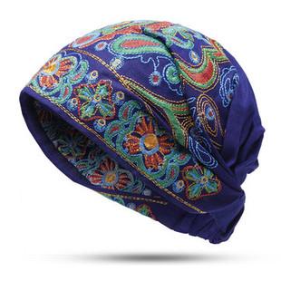 Womens Vintage Turban Cap -RM48.59