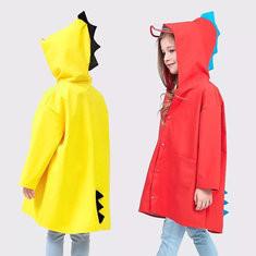 Toddler Dinosaur Raincoat For 1Y-7Y-US$64.25
