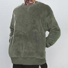Loose Double Fleece Warm Hoodies-US$24.59